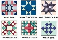 star quilt block patterns for an astronomical block Elegant 9 Inch Quilt Block Patterns Gallery