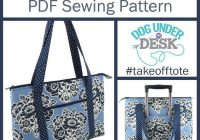 stitch a laptop bag pattern to carry your gear in style Stylish Quilted Laptop Bag Pattern Inspirations