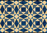 storm at sea Elegant Stormy Seas Quilt Pattern