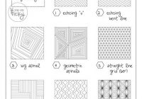 straight line quilting patterns quilting motifsfree Cool Walking Foot Quilting Patterns Inspirations