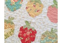 strawberry social mini quilt pattern Elegant Strawberry Quilt Pattern Inspirations