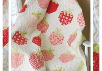 strawberry social quilt pattern Elegant Strawberry Quilt Pattern Inspirations