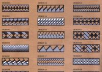 strip pieced borders designs quilt border quilt Modern Border Patterns For Quilts Inspirations