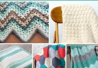 Stylish 20 easy crochet afghans perfect for beginners dabbles Elegant Crochet Quilt Afghan Patterns Inspirations