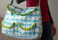Stylish 31 free diaper bag patterns tutorials 9 Cozy Quilted Diaper Bag Pattern Gallery