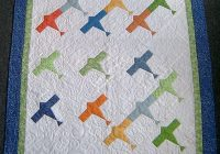 Stylish airplane quilt whole view airplane quilt quilts throw quilt Stylish Airplane Quilt Block Pattern