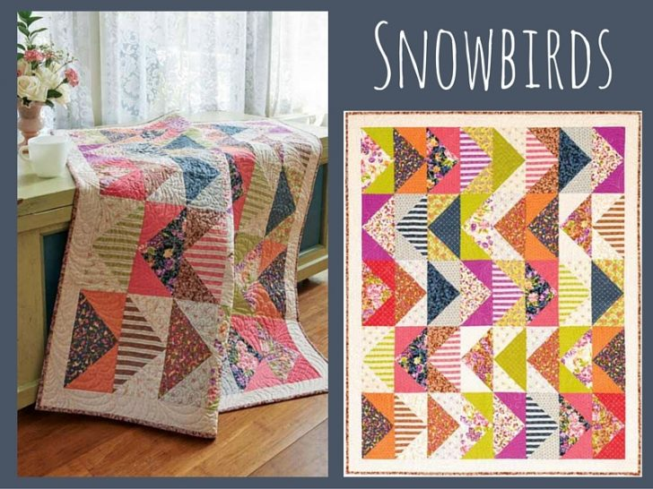 Permalink to 11 Modern Flying Geese Quilt Pattern History
