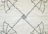 Stylish candlewicking embroidery tutorial joyous home 9 New Candlewick Quilt Patterns