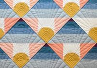 Stylish colorful contemporary quilts handmade charlotte 10   Contemporary Quilts Inspirations