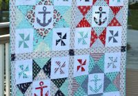Stylish come sail away with me nautical quilt nautical quilt 9 Stylish Nautical Quilts Patterns Gallery