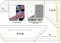 Stylish cowboy boot block free pattern instructions cowboy 10 Modern Cowboy Boot Quilt Pattern Inspirations