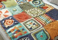Stylish crochet afghan patterns how to modify afghans to any size Elegant Crochet Quilt Afghan Patterns Inspirations