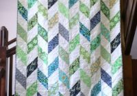 Stylish daisy chain strip quilt tutorial herringbone quilt Beautiful Strip Quilt Patterns For Beginners Inspirations