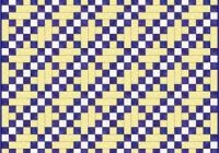 Stylish double irish chain quilt pattern easy quilt block easy 10   Double Irish Chain Quilt Pattern Queen