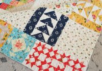 Stylish flying geese quilt blocks tutorials a quilting life 11 Modern Flying Geese Quilt Patterns