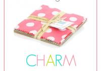 Stylish free charm pack quilt patterns u create Modern Charm Pack Quilt Patterns Moda Gallery