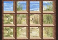 Stylish free pattern day attic windows quilts attic window quilts 11 Stylish Attic Window Quilt Patterns