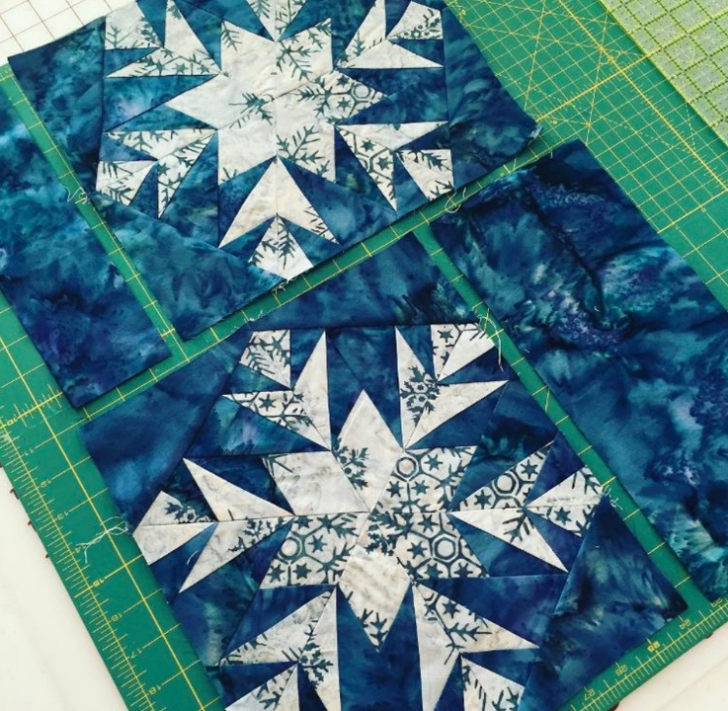 Permalink to 11 Cozy Snowflake Quilting Pattern Gallery