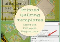 Stylish free quilting templates easy to use fast to make 11 Modern Quilting Templates Patterns