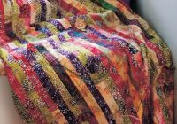 Stylish free strip quilt pattern garden of simple delights Interesting Easy Strip Quilt Patterns Gallery