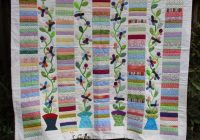 Stylish garden trellis quilt 9 Beautiful Garden Trellis Quilt Pattern Gallery