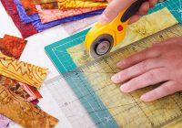 Stylish get perfectly straight fabric cuts every time the seasoned 9 Elegant Fabric Cutter For Quilting Gallery