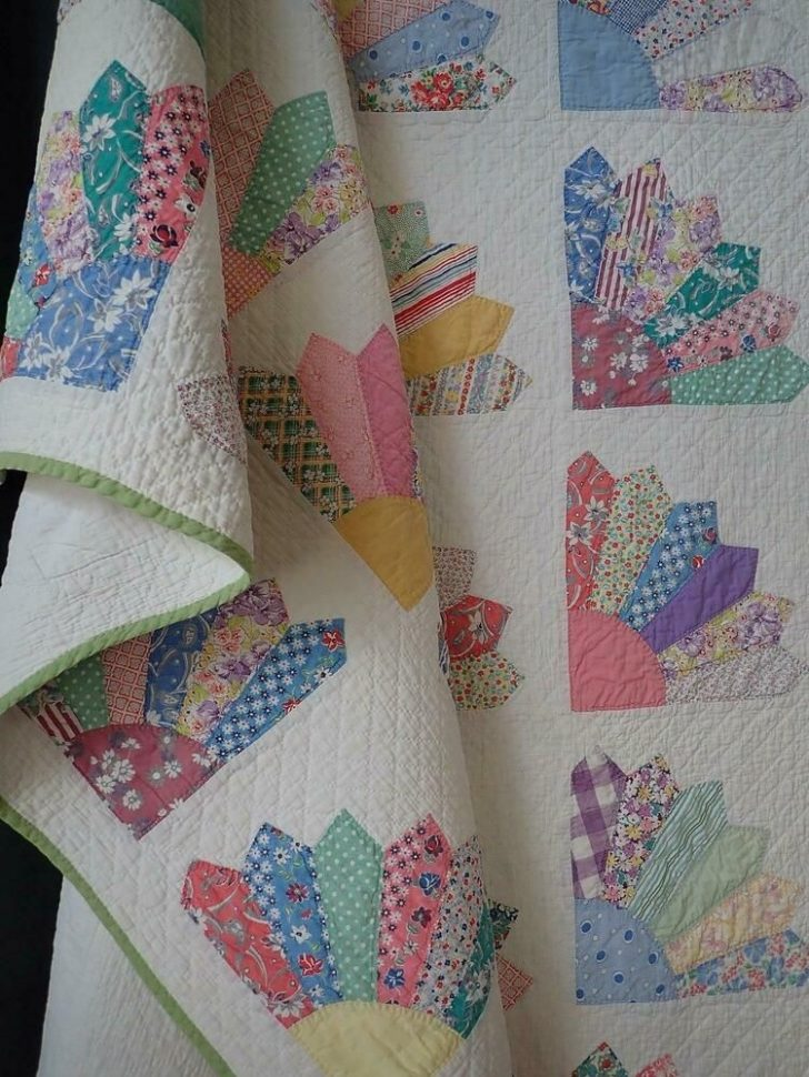 Permalink to 9 Beautiful Vintage Quilting Fabrics For Sale Gallery
