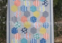 Stylish hexie love tips for making hexagon quilts 11 Modern Tips On Sewing Hexagon Quilts Gallery
