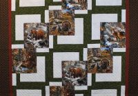 Stylish how to quickly sew quiltsbig block quilts18 quilt blocks 9 Cool Large Quilt Block Patterns