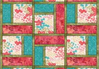 Stylish how to use fabric from stash quiltingboard forums 11 New De Novo Quilt Pattern Inspirations