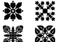 Stylish kari schell on point quilter blog 10 Cozy Hawaiian Quilting Patterns