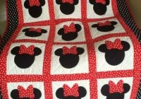 Stylish minnie mouse quilt free pattern disney quilt mickey 9 Cool Mickey Mouse Quilt Pattern