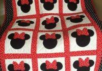 Stylish minnie mouse quilt free pattern disney quilt mickey 9 Cool Mickey Mouse Quilt Pattern
