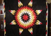 Stylish native american star quilt patterns free in pattern pictures Elegant Indian War Bonnet Quilt Pattern Inspirations