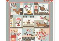 Stylish new 101 maple street bom quilt kit bunny hill designs 10 Interesting Bunny Hill Quilt Patterns Inspirations
