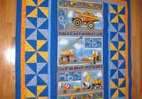 Stylish new quilt done in 2013 panel quilt patterns panel quilts 10 Interesting Quilts With Panels
