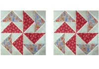 Stylish no waste flying geese cutting chart and sewing options Beautiful Flying Geese Quilt Block Pattern Inspirations