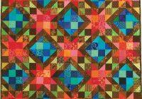 Stylish northern lights quilt pattern 10 New Northern Lights Quilt Pattern