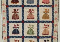 Stylish pdf sunbonnet sue southern belle quilt pattern etsy in 10 Unique Southern Belle Quilt Pattern
