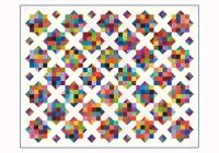 Stylish perfectly scrappy 16 patch quilt pattern 11 Cozy 16 Patch Quilt Block Patterns Inspirations
