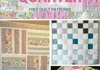 Stylish pin on fat quarter projects 6 Fat Quarter Quilt Patterns Inspirations