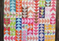 Stylish remixed geese quilts flying geese quilt quilting crafts Stylish Quilting Flying Geese Pattern