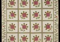 Stylish rose of sharon quilt united states mia 10 Beautiful Rose Of Sharon Quilt Pattern Inspirations