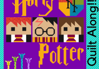 Stylish sew fresh quilts harry potter quilt along 9 Modern Sew Fresh Quilts Quilt Along Inspirations