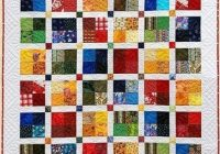 Stylish stepping stones quilt pattern 11 Unique Stepping Stones Quilt Pattern