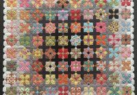 Stylish sue daley quatro colour quilt pattern kit jandtae on etsy 10 Interesting Sue Daley Quilt Patterns Gallery