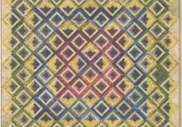 Stylish summer cabin quilt pattern edyta sitar of laundry basket quilts 9 Modern Laundry Basket Quilt Patterns Inspirations