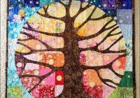 Stylish tree of life quilt free quilt patterns 10 Unique Tree Of Life Quilt Pattern Applique Gallery