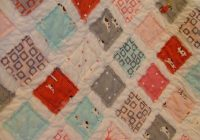 Stylish vintage ba quilt 10   Vintage Baby Quilt Pattern