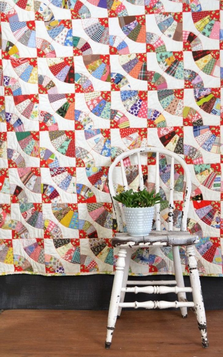 Permalink to 10 Stylish Vintage Twin Quilt Inspirations